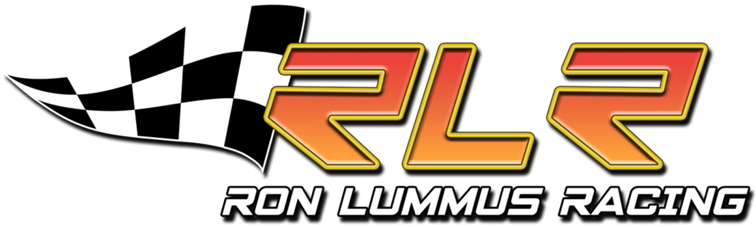 ron lummus racing logo 1920